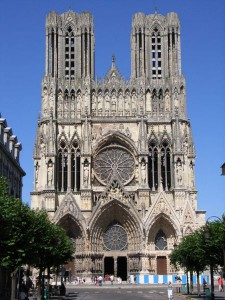 Reims_Kathedrale