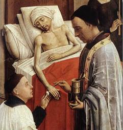A Unção dos Enfermos, remédio para a alma e para o corpo