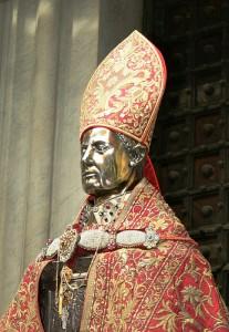 St._Januarius_-_Bust