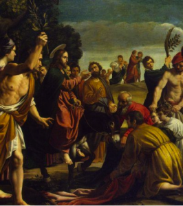 O significado Litúrgico do Domingo de Ramos