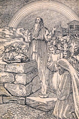 Noé sgrade a Deus