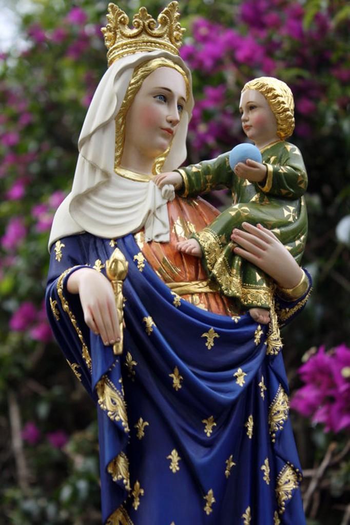 A Santíssima Virgem Maria nas Sagradas Escrituras