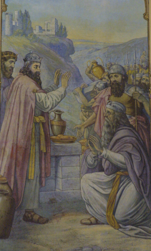 Melquisedeque, prefigura de Cristo Sacerdote