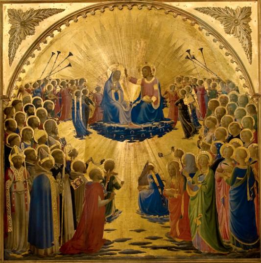 Os cincos ofícios que são próprios dos Anjos