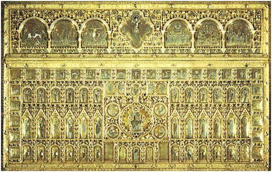 La Pala d'Oro – quando da perseguição nasce uma joia