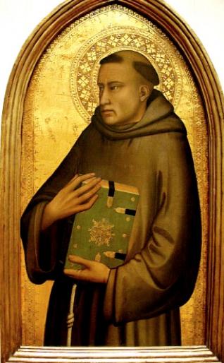 Santo Antonio de Pádua: pintura fiel e santinho açucarado…