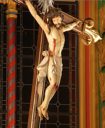 A Serpente de Bronze: figura de Cristo na Cruz