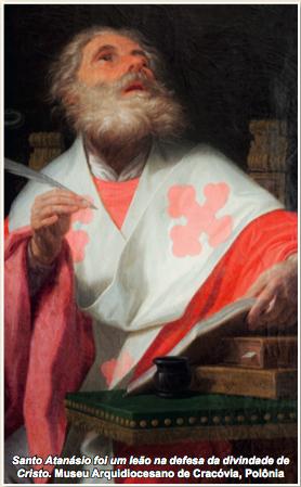 Santo Atanásio, o Grande