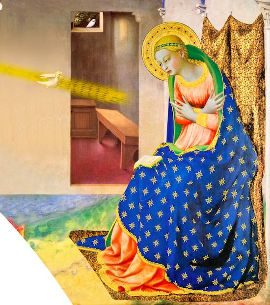 08 de dezembro: a Imaculada Conceição de Maria