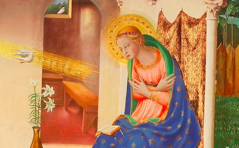 Por que Maria?