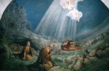 Uma meditação para o Natal: o Céu desce à terra