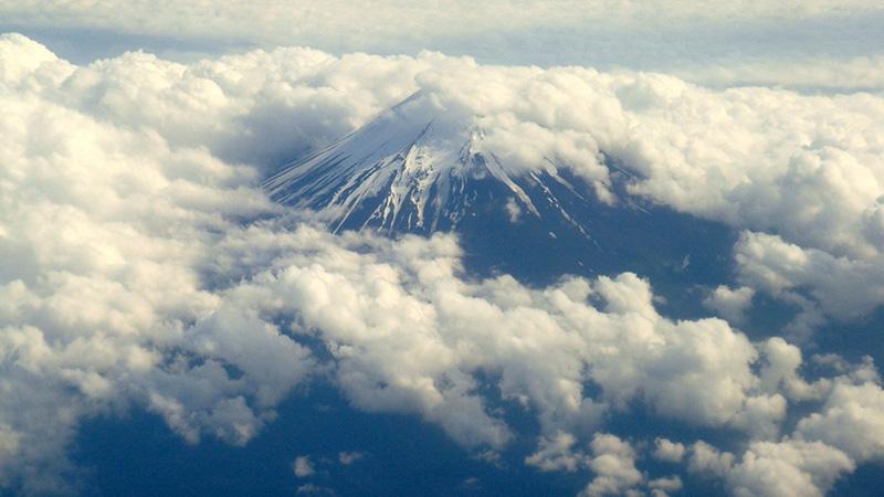 """A Santa Igreja: o """"cone do Fuji-Yama"""" de todas as coisas"""