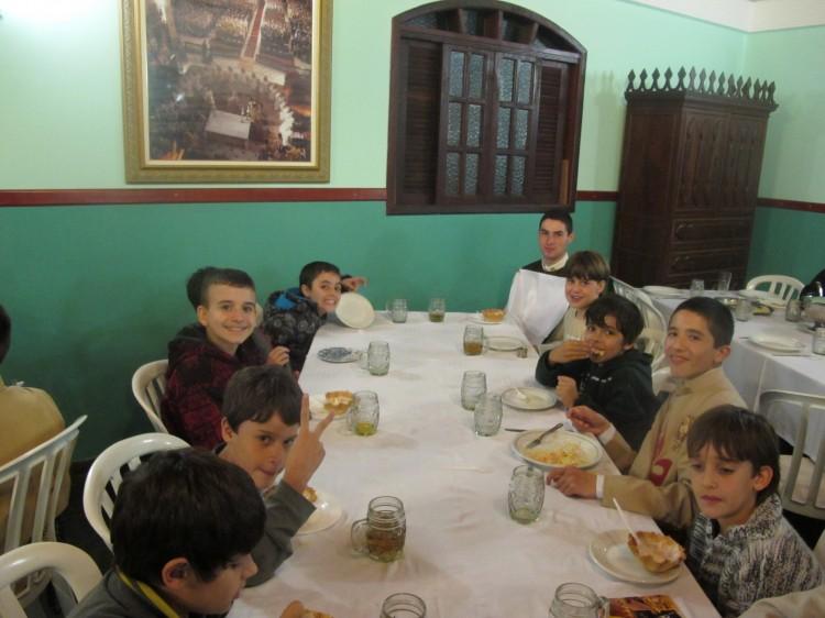 Jantar em Ponta Grossa