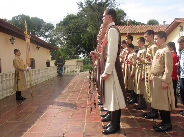 Recitação do Santo Rosário