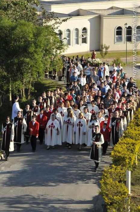 Procissão em honra a São José