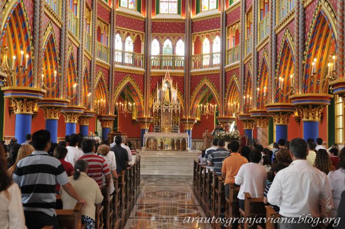 Celebração da Santa Missa