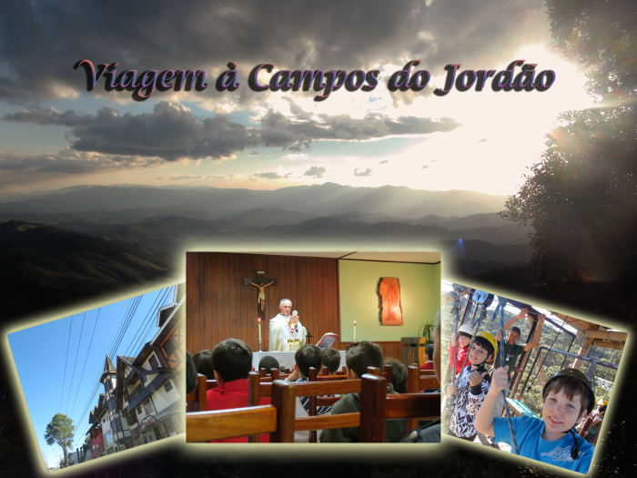 Viagem à Campos do Jordão