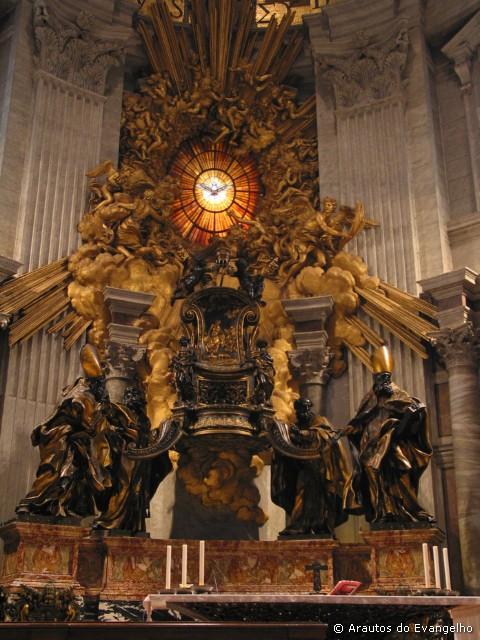 """A """"Boca de Ouro"""" da Igreja"""