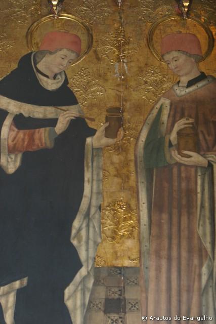 Santo do Dia: São Cosme e São Damião, Mártires