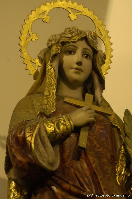 Santo do Dia: Santa Beatriz da Silva e Menezes