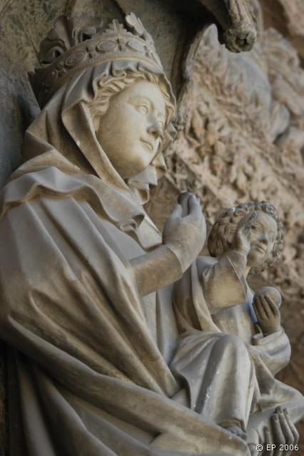 A Santa Mãe de Deus e seus títulos
