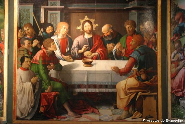 Quinta-feira Santa: Instituição da Eucaristia