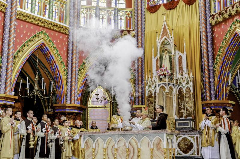 Dedicação da igreja de Nossa Senhora do Rosário de Fátima