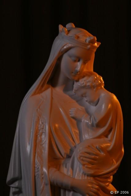 Jesus: modelo da piedade mariana
