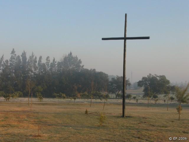 A haste da cruz