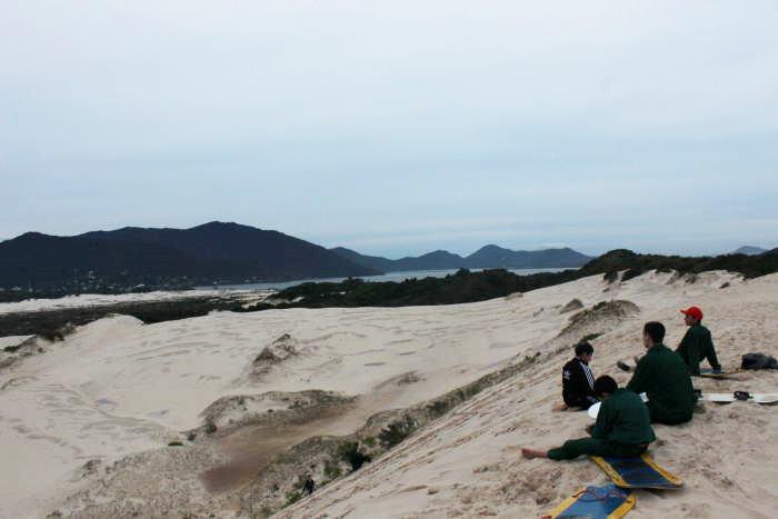 Dunas de Florianópolis
