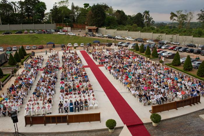 Missa Campal Basilica Granja