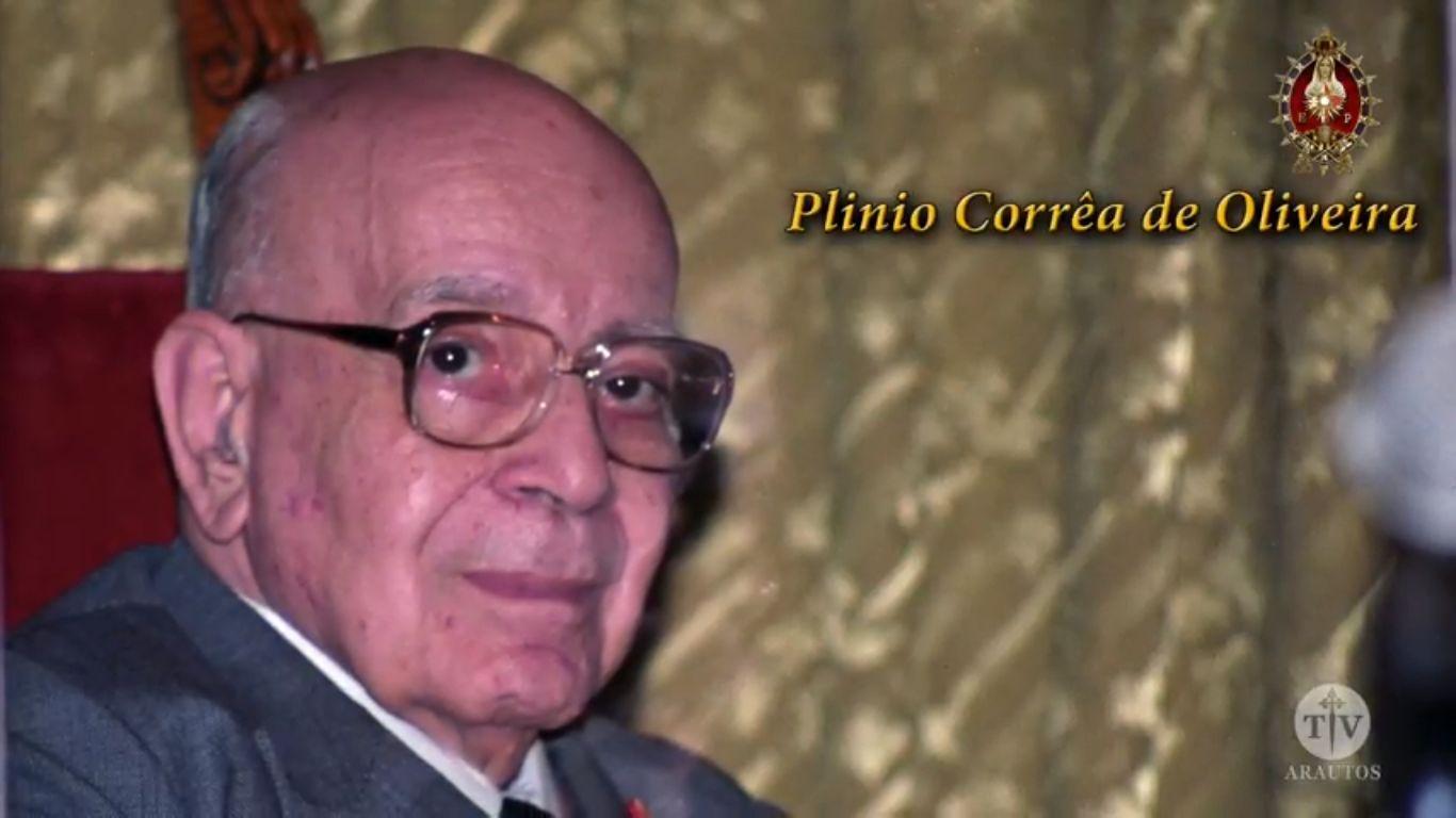 Instituição da Eucaristia- Plínio Corrêa de Oliveira