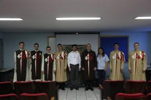 Projeto Futuro e Vida no Colégio Salesiano Dom Bosco