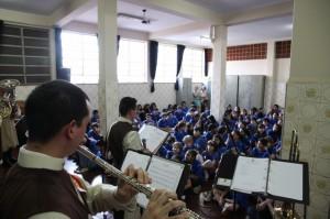 Projeto Futuro e Vida na Escola São José