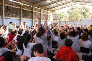Viagem na Escola Arlindo Lima