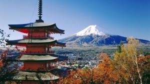 A Sabedoria posta nos edifícios japoneses.