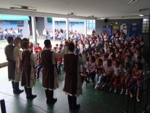 Projeto Futuro e Vida na Escola João de Paula