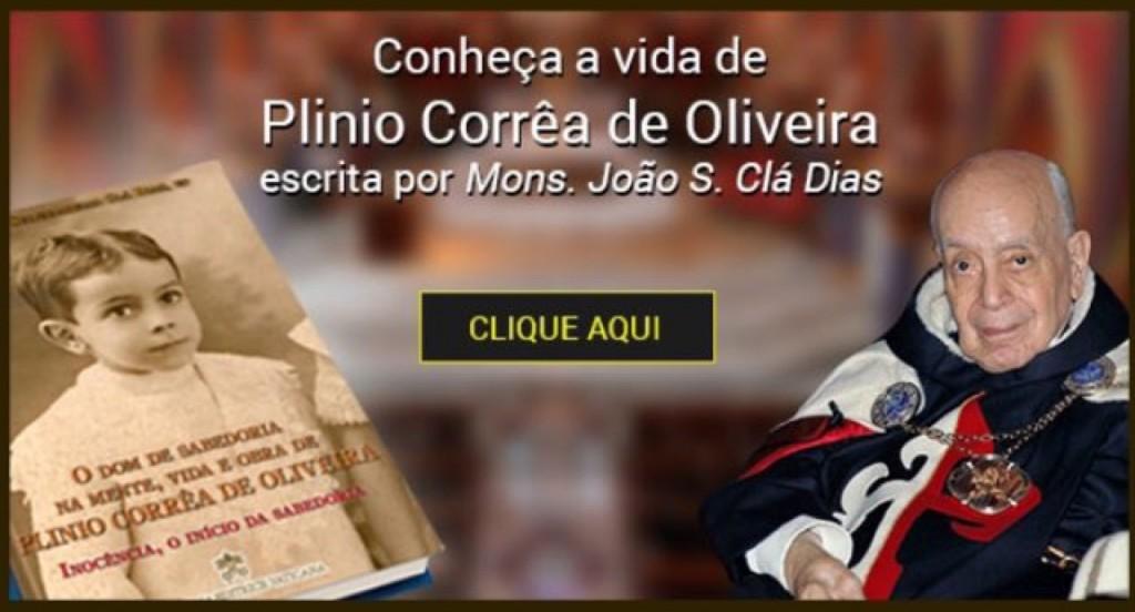 Mons. João Scognamiglio Clá Dias e Dr. Plinio – Dom de Sabedoria