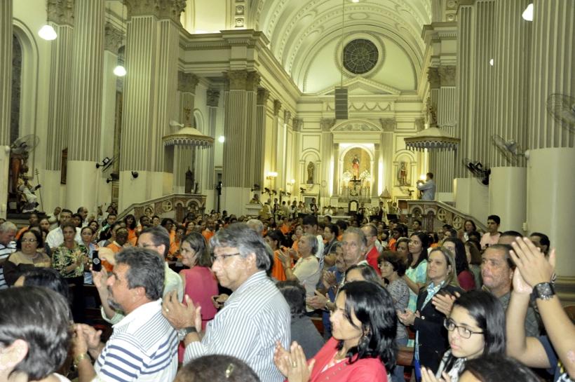 Grande Festa de Nossa Senhora de Fátima na Catedral de Campos/RJ