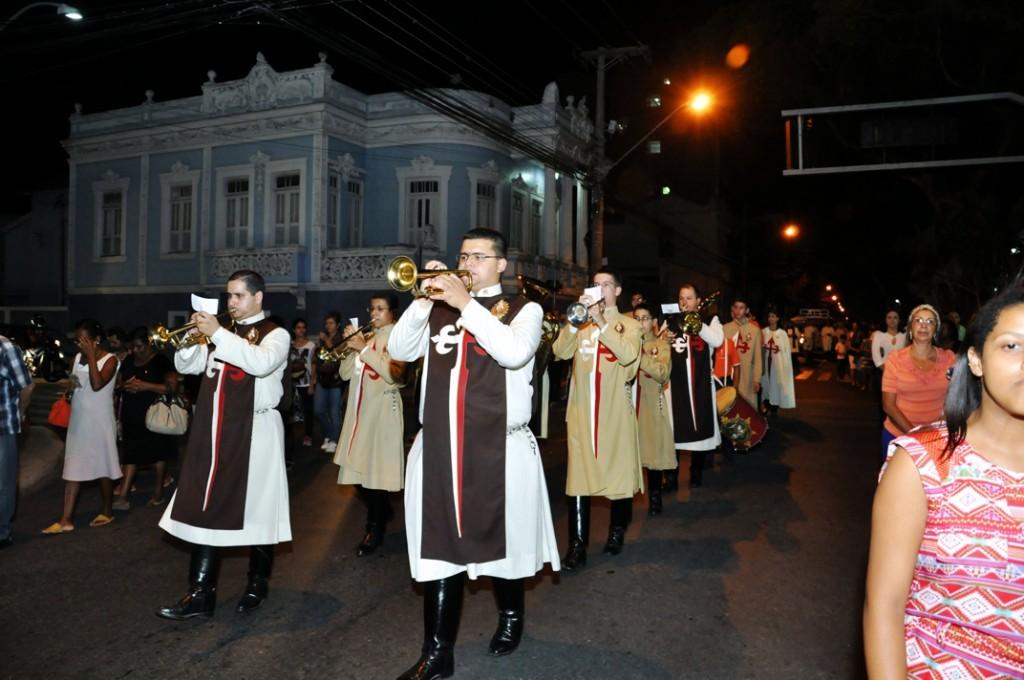 Celebrações durante a Semana Santa