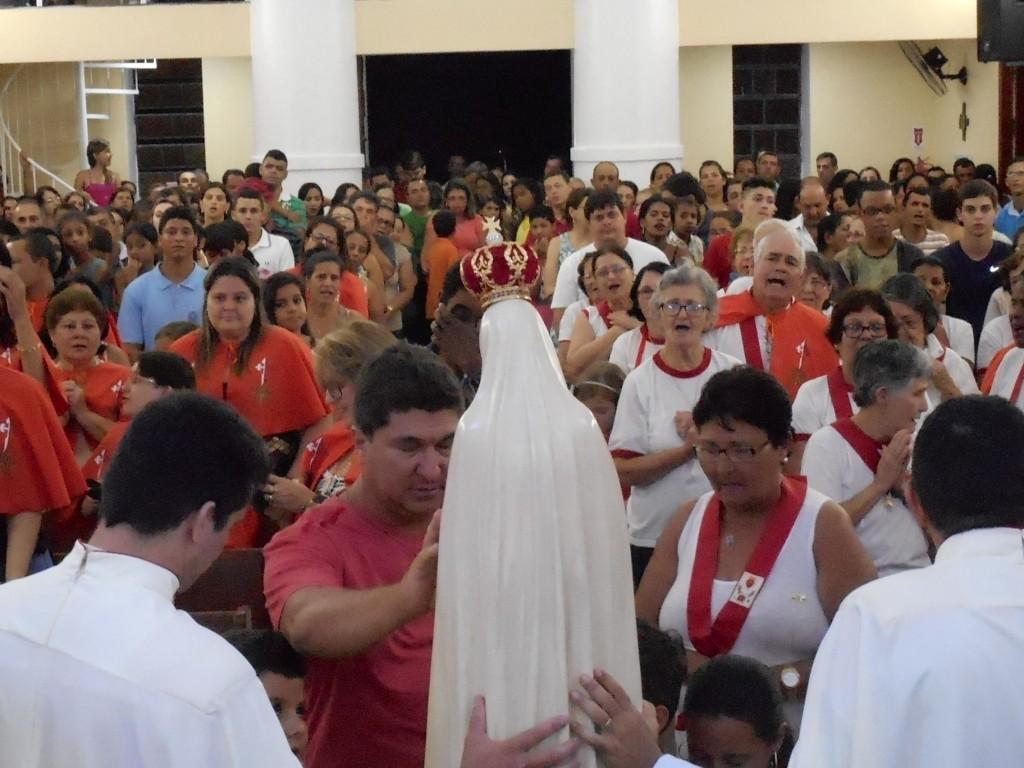 Missa em São José de Ubá