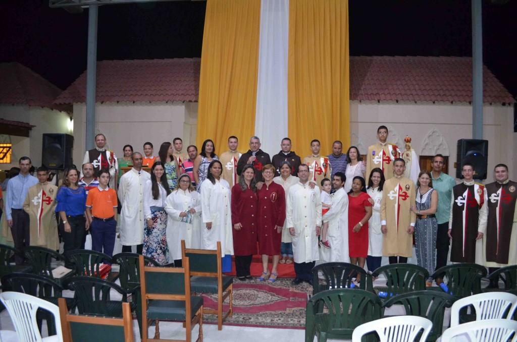 Cerimônia de Formatura – 2015