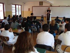 Actividades en Colegios de Quilpué