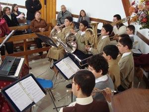 Conmemoración del 93 aniversario de las apariciones de la Virgen de Fátima