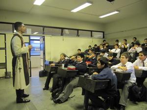 """""""Futuro y Juventud"""" en el Instituto Nacional"""