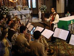 Misa y Coronación en Basílica Nuestra Señora del Perpetuo Socorro