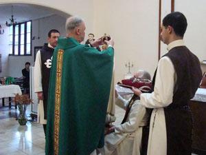 Misas en la Parroquia Santo Tomás de Aquino
