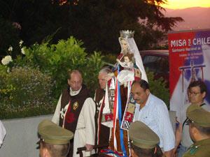 Encuentro de Movimientos Eclesiales con la Virgen del Carmen Peregrina