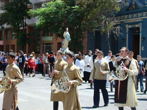La Parroquia San Lázaro celebra a la Inmaculada Concepción