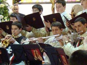 Eucaristía y Villancicos en la Iglesia Nuestra Señora de Loreto